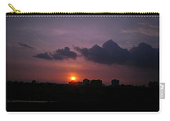 Purple Sunset  Carry-all Pouch