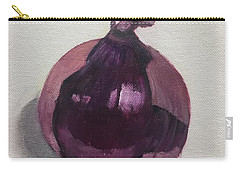 Purple Union Carry-all Pouch