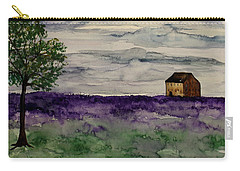 Purple Views Carry-all Pouch