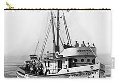 Purse Seiner Western Flyer On Her Sea Trials Washington 1937 Carry-all Pouch