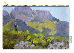 Pusch Ridge II Carry-all Pouch by Susan Woodward