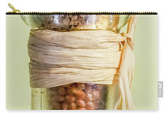 Carry-all Pouch featuring the photograph Put A Cork In It by Skip Tribby