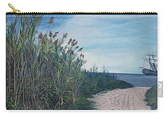 Putting Out To Sea Carry-all Pouch