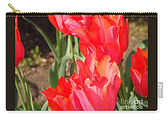 Pwraying Tulips Carry-all Pouch