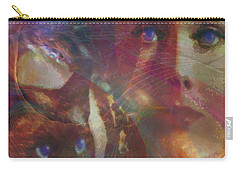 Pyewacket And Gillian Carry-all Pouch