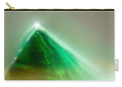 Carry-all Pouch featuring the photograph Pyramid by Greg Collins