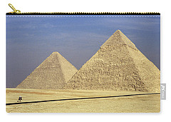 Pyramids At Giza Carry-all Pouch