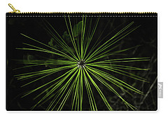 Pyrotechnics Or Pine Needles Carry-all Pouch