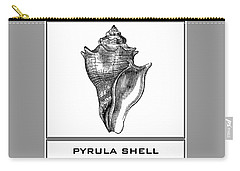 Pyrula Shell Carry-all Pouch