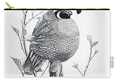Quail Sentry Carry-all Pouch