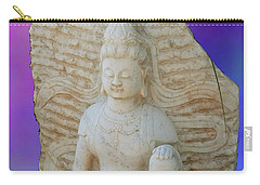 Quan Yin Royal Ease Pose Carry-all Pouch