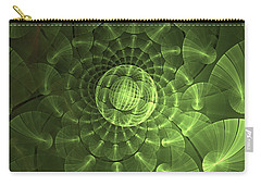 Quantum Plasma Signature Carry-all Pouch