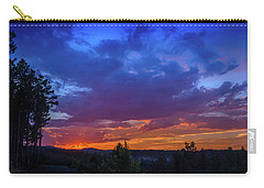 Quartz Canyon Sunset Carry-all Pouch