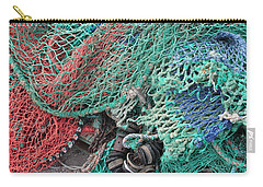 Quayside Beauty Carry-all Pouch by Rosemary Colyer