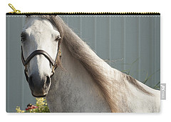 Carry-all Pouch featuring the photograph Que Pasa? by Carol Lynn Coronios