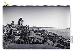Quebec City Carry-all Pouch