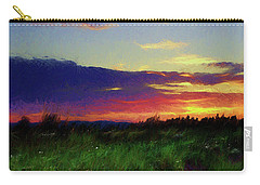 Quebec Sunset  Carry-all Pouch