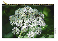 Queen Ann Lace Carry-all Pouch