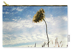 Queen Anne's Lace At Sunset Carry-all Pouch