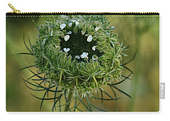 Queen Anne's Little Nest Of Treasures Carry-all Pouch