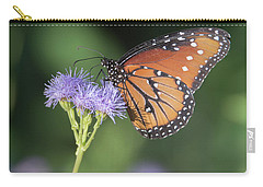 Queen Butterfly 7474-101017-1cr Carry-all Pouch