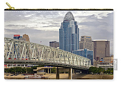 Queen City Carry-all Pouch