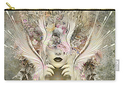 Queen Flora Carry-all Pouch