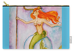 Queen Of Staves, Milandra Carry-all Pouch