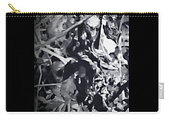 Queen Of Throne Carry-all Pouch by Gina O'Brien