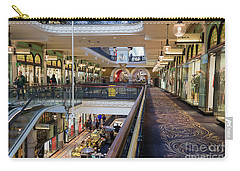 Carry-all Pouch featuring the photograph Queen Victoria Building, Sydney, Australia by Elaine Teague