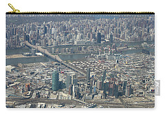 Queens And Manhattan Carry-all Pouch