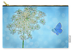 Queens Lace Carry-all Pouch
