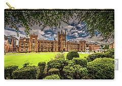 Queens University Carry-all Pouch