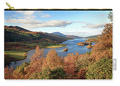 Queens View Carry-all Pouch