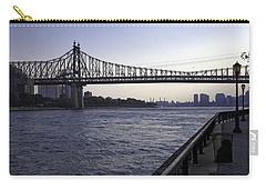 Queensboro Bridge - Manhattan Carry-all Pouch