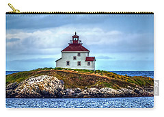 Queensport Lighthouse Carry-all Pouch by Ken Morris