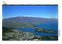 Queenstown New Zealand Carry-all Pouch