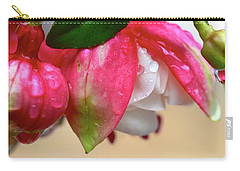 Carry-all Pouch featuring the photograph Quenched by Corinne Rhode