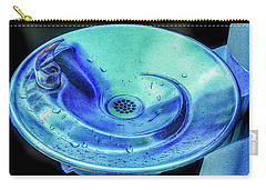Carry-all Pouch featuring the photograph Quenched by Paul Wear