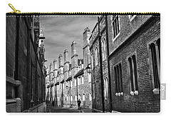 Quiet Alley Cambridge Uk Carry-all Pouch