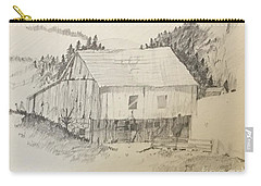 Quiet Barn Carry-all Pouch