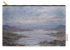 Quiet Bay. Carry-all Pouch