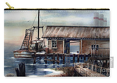 Quiet Pacific Dockside Carry-all Pouch