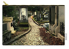 Pere Lachais Cemetery Road Carry-all Pouch