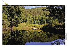 Quiet Pond Carry-all Pouch