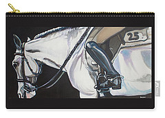 Quiet Ride Carry-all Pouch by Stephanie Come-Ryker