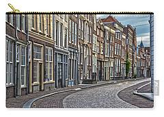 Quiet Street In Dordrecht Carry-all Pouch