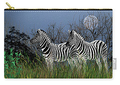 Carry-all Pouch featuring the photograph Quiet Time by Diane Schuster