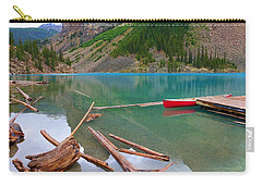Moraine Lake I, Alberta Carry-all Pouch