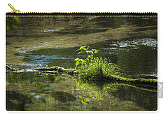 Quiet Trout Stream Carry-all Pouch